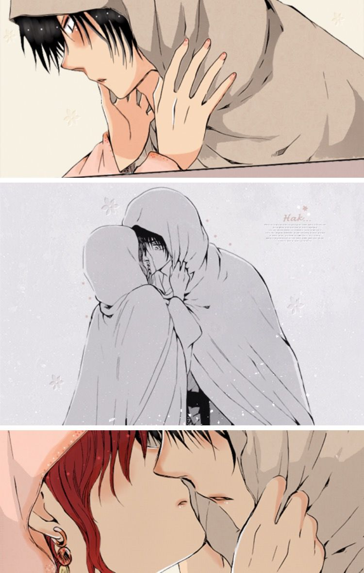 """AKATSUKI NO YONA CHAPTER 137 Yona KISSES Hak- When I read this chapter I just had to close my laptop, smile, and say """" it's about time... idiots."""" WHY DO FICTIONAL CHARACTERS ALWAYS MAKE ME FEEL LIKE THIS?! http://www.canalflirt.com/love//?siteid=1713428"""