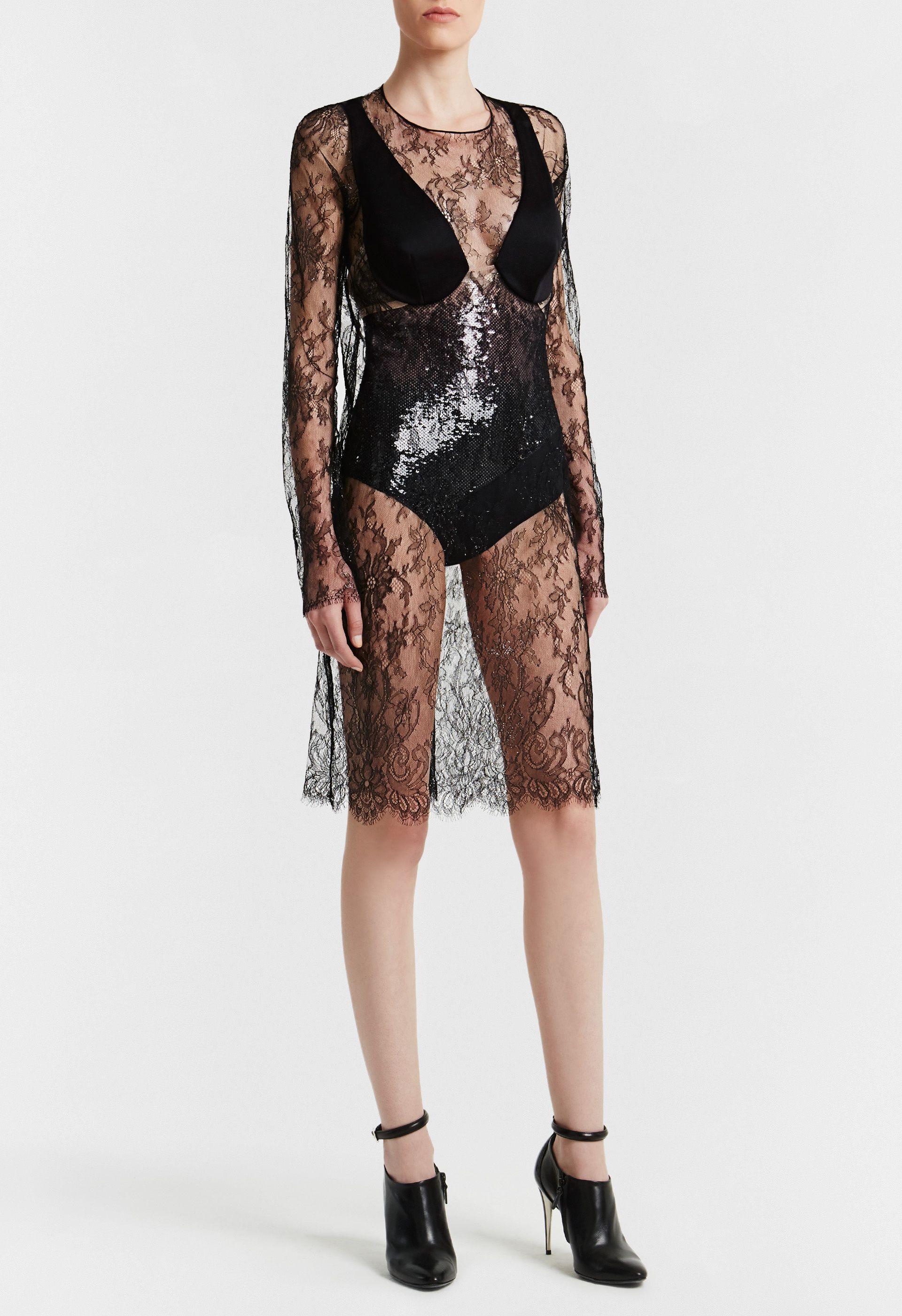 LA PERLA | Robe à armatures #laperlalingerie #lingerie