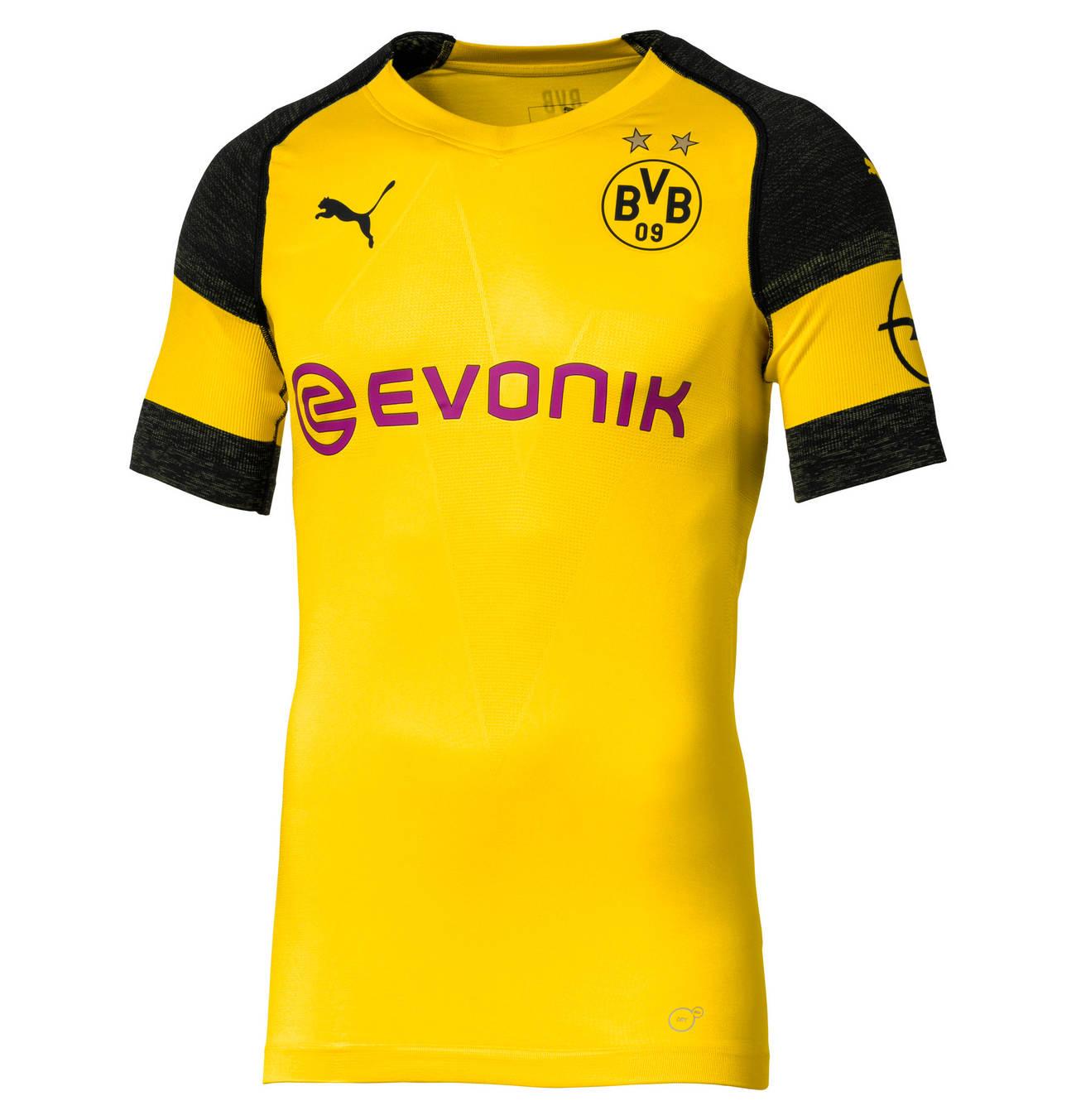 BVB Trikot Home Authentic, 2018/19 Borussia dortmund