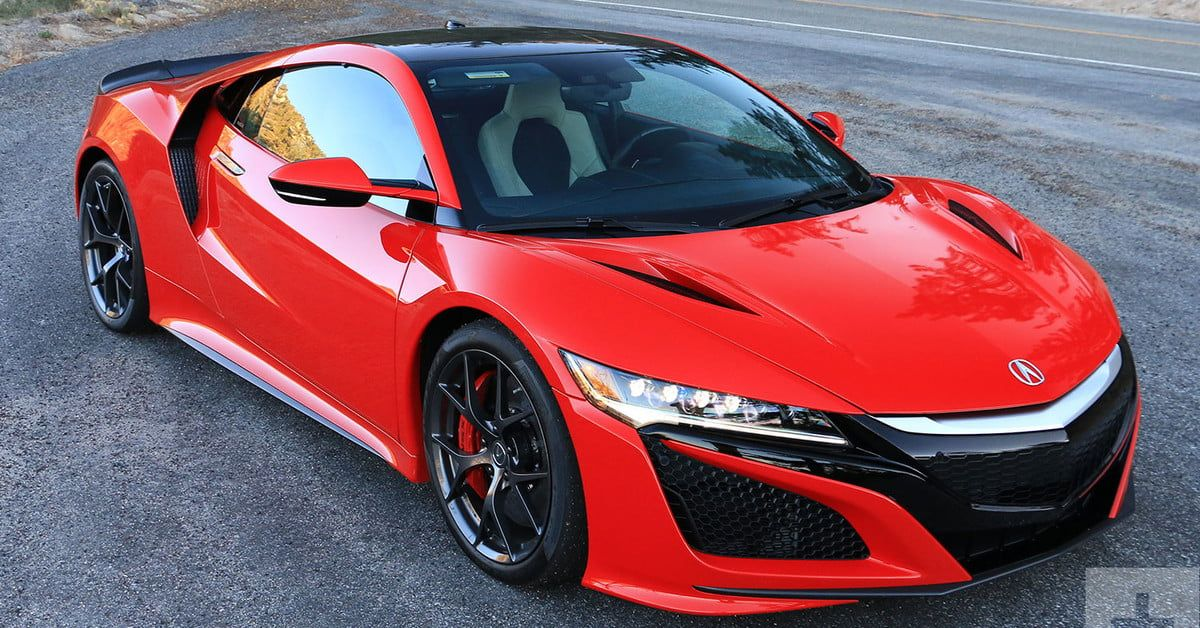 There Are Faster Flashier Plusher Supercars But None Of Them Are The Nsx Nsx Small Luxury Cars Acura Nsx