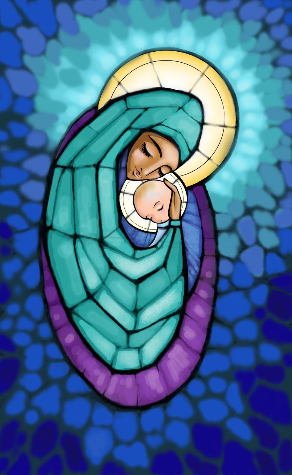 Wallpapers De Nossa Senhora Imagens Da Virgem Maria Virgem