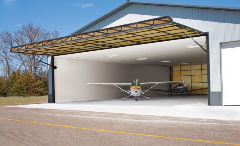 Aviation Hangar Doors Hydraulic Hangar Doors Folding