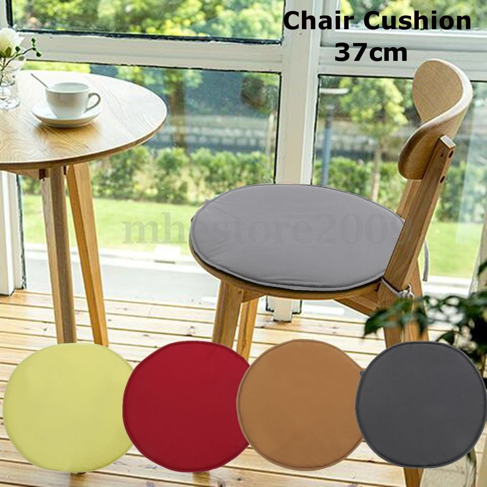 Home Dining Seat Pads Cushion Chair Garden Patio Kitchen Office