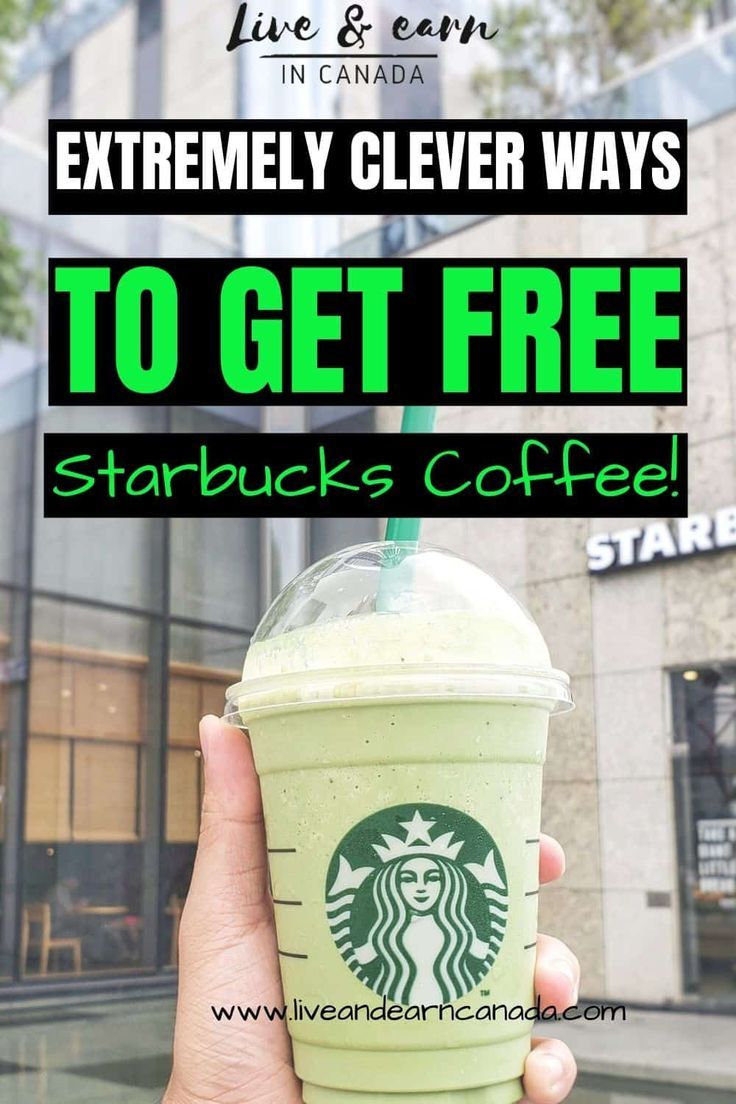 How To Get Free Starbucks Coffee Perfect for Coffee