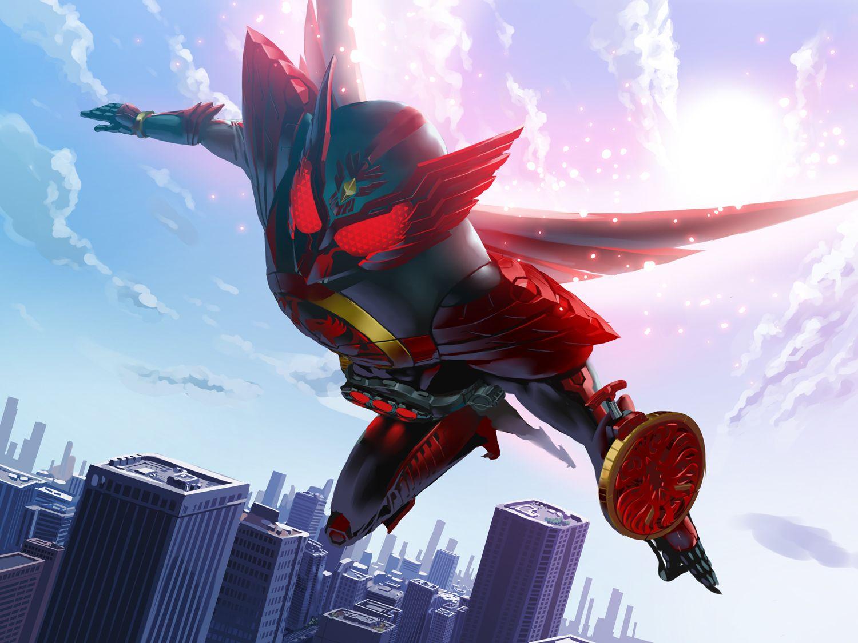 /Kamen Rider OOO (character)/475664 Zerochan タジャドル