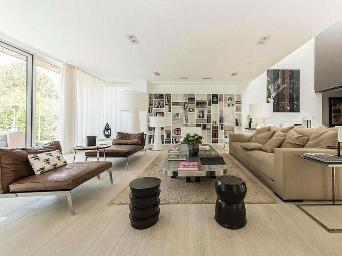 Wohnzimmer Ideen Polster Und Ledermöbel