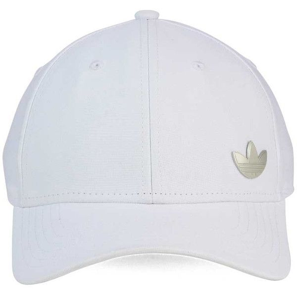 5f9e36e269d adidas Arena II Stretch Fit Cap ❤ liked on Polyvore featuring accessories