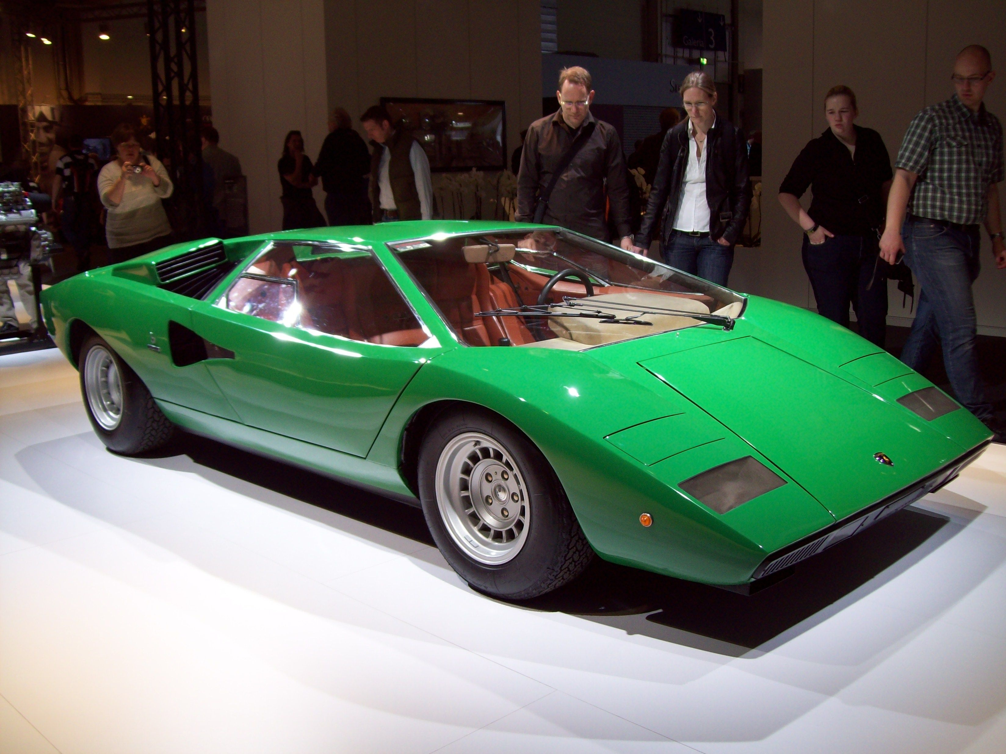 old cars sale jamesedition lamborghini school for on owner countach anniversary