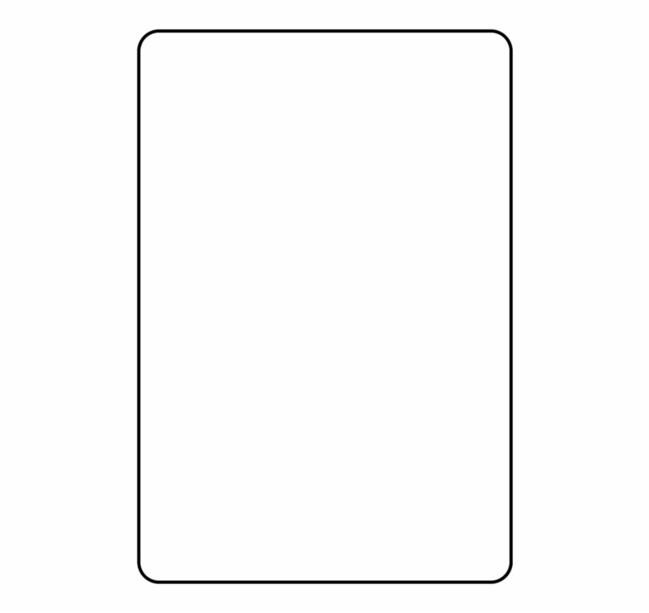 The Surprising Blank Playing Card Template Parallel Free Png Images Intended For Blank Playing Card Templa Blank Playing Cards Clip Art Library Card Template