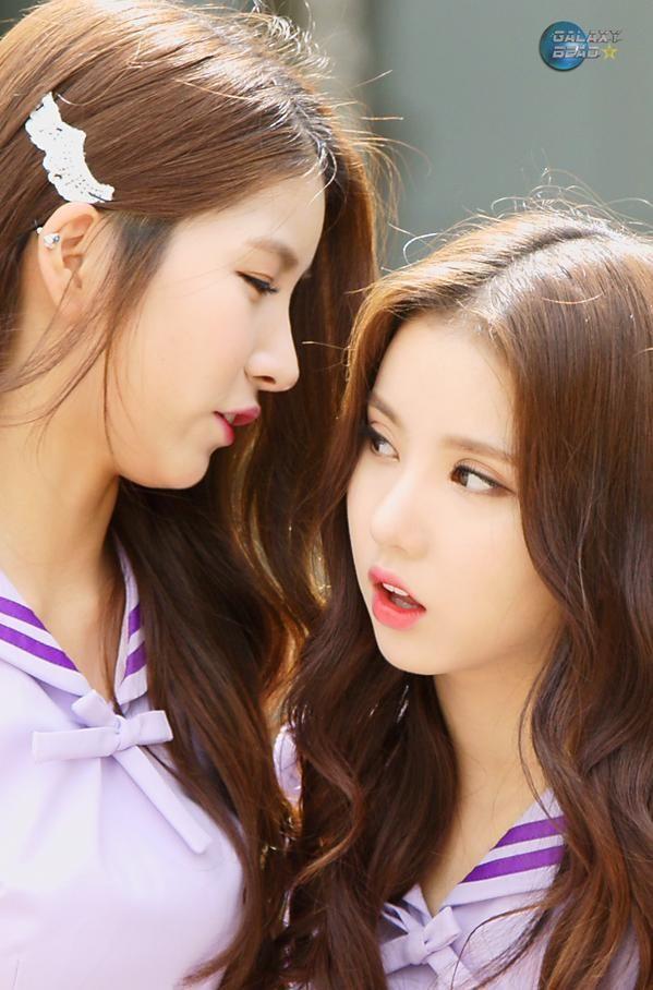 Gfriend - Sowon X Eunha  Idols  Korean Girl Band, Korean -5006