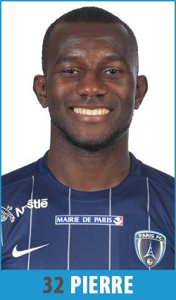 Jean-Jacques PIERRE - Paris FC