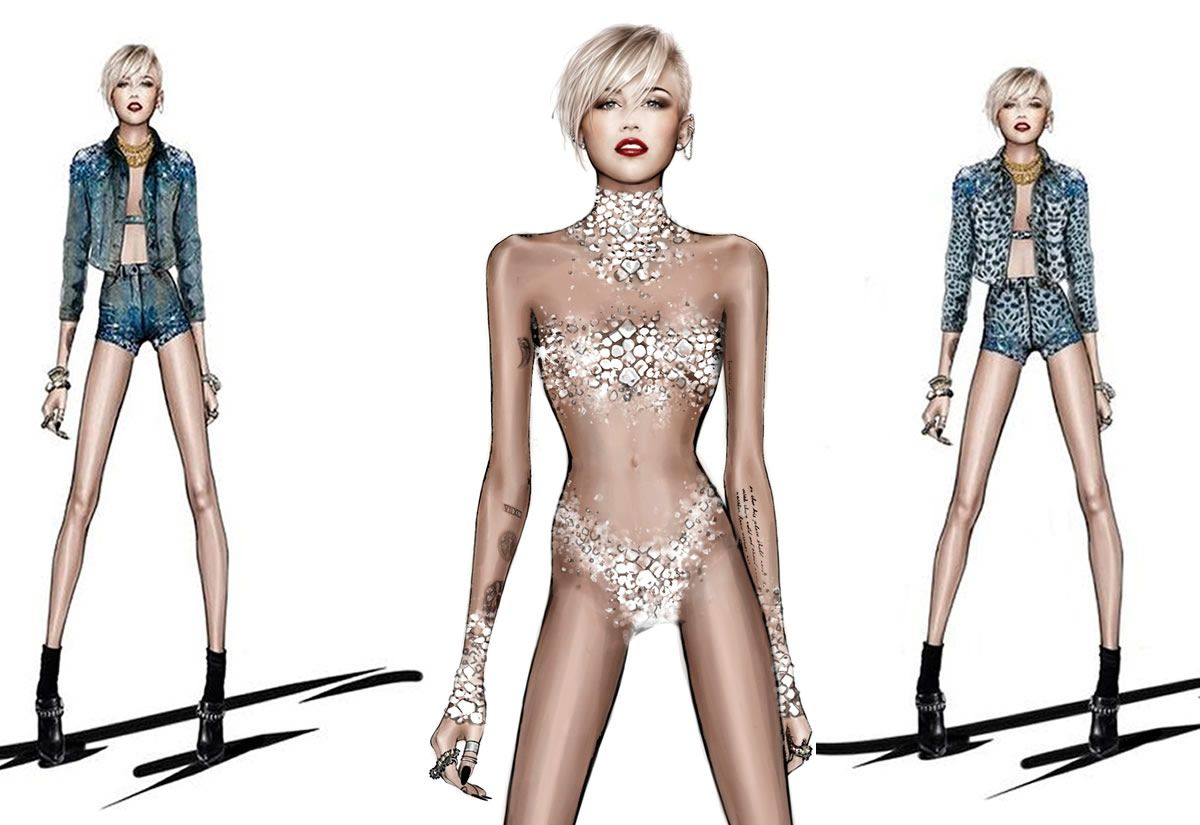 , Along with her vocals as well her uncensored twerks, fans of Miley Cyrus will be treated to a high-fashion dose at the forthcoming Bangerz tour. Rober…, My Pop Star Kda Blog, My Pop Star Kda Blog