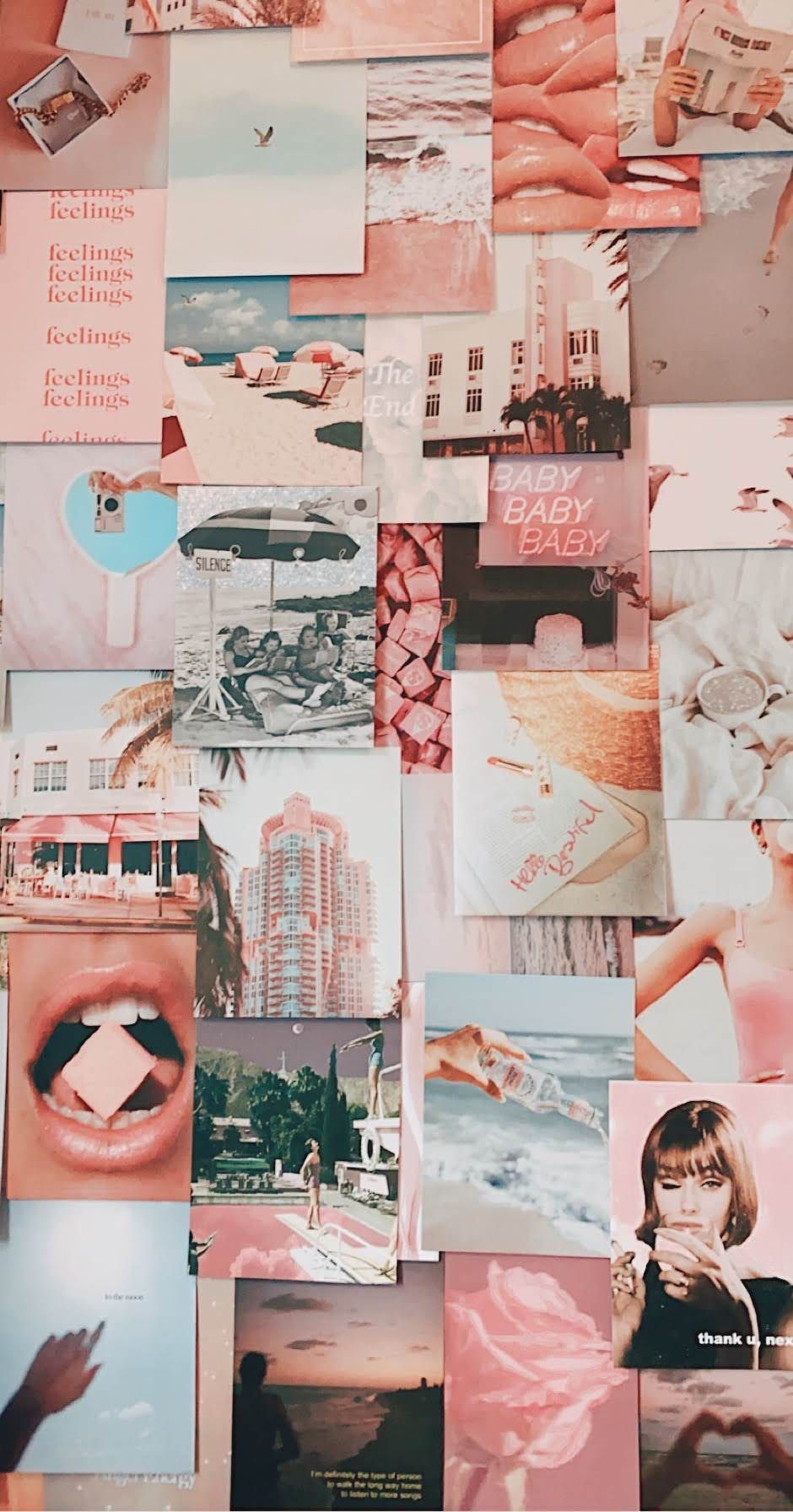 Aesthetic Collage Kit Tezza
