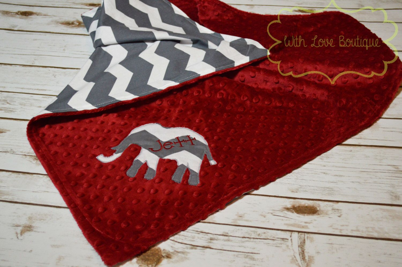 This item is unavailable Etsy Chevron blanket, Alabama