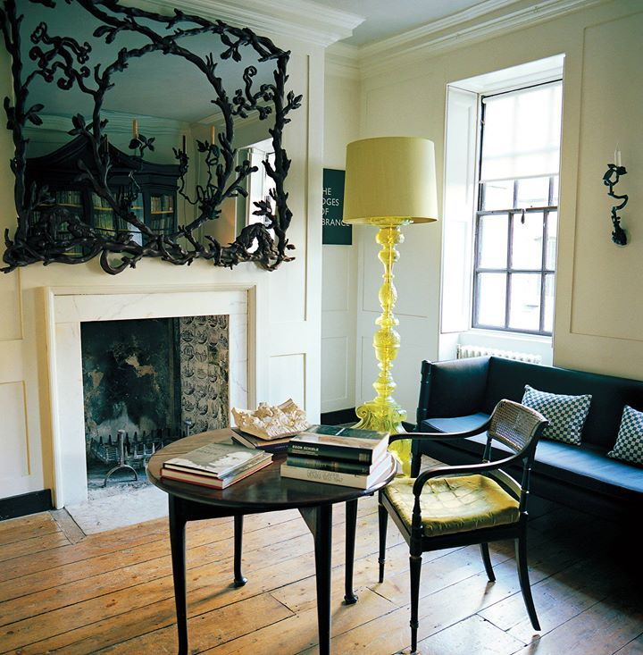 Explore Mirror Above Fireplace London Townhouse and