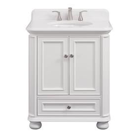 scott living wrightsville white undermount single sink bathroom rh pinterest com au