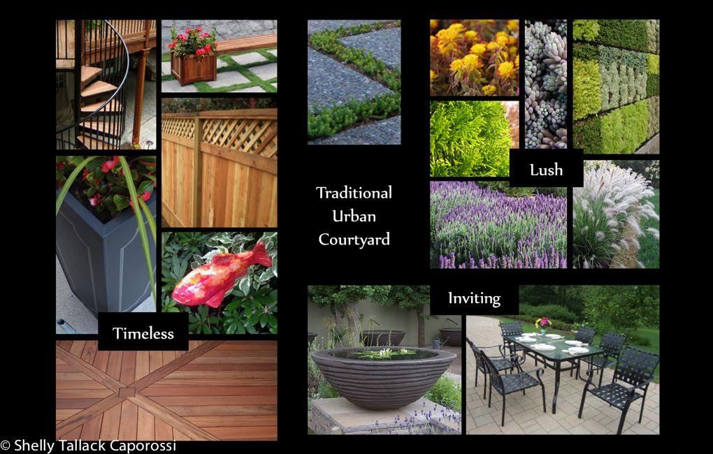 Mood Boards Shelly Tallack Landscape Design Landscape Design Garden Design Landscape Materials
