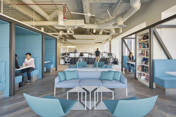Neustar offices by STUDIOS Architecture, San Diego – California » Retail Design Blog