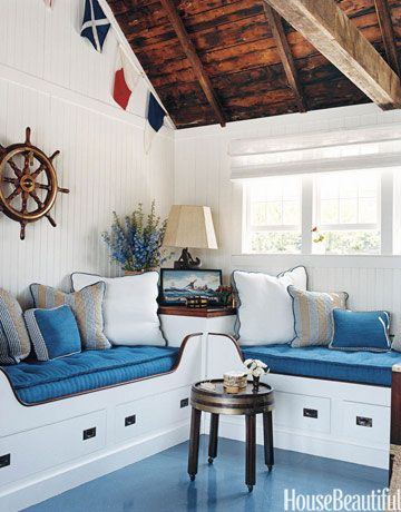 50 nautical inspired rooms h from home nautical home house rh pinterest com
