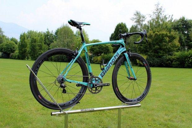 Bianchi Infinito Cv To Make Uk Debut At The Cycle Show