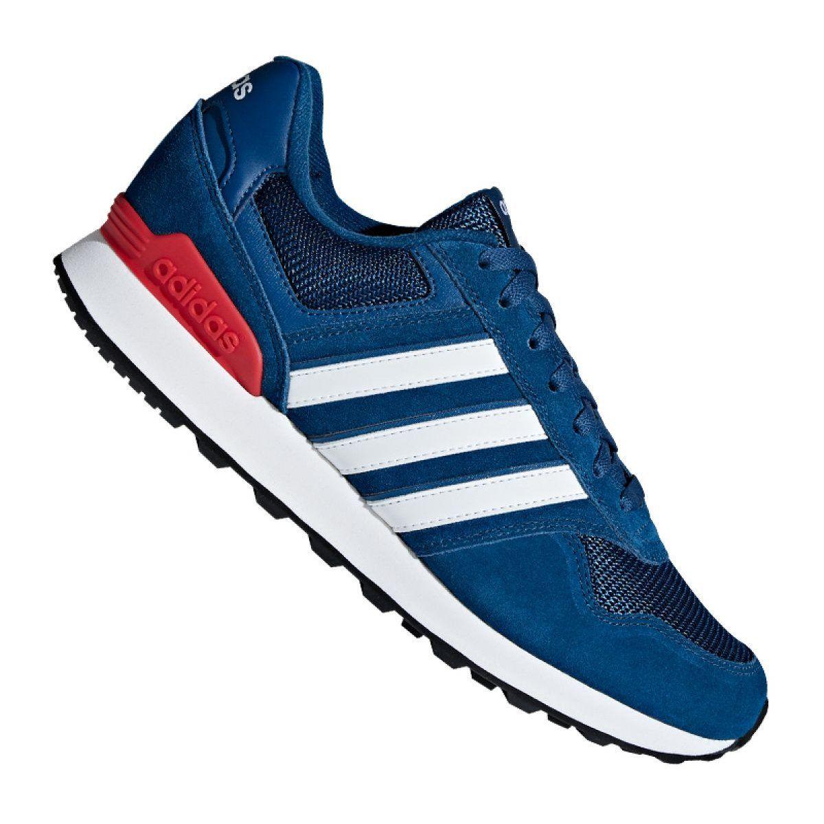 Buty Adidas 10k M F34458 Granatowe Sports Shoes Adidas Adidas Suede Design