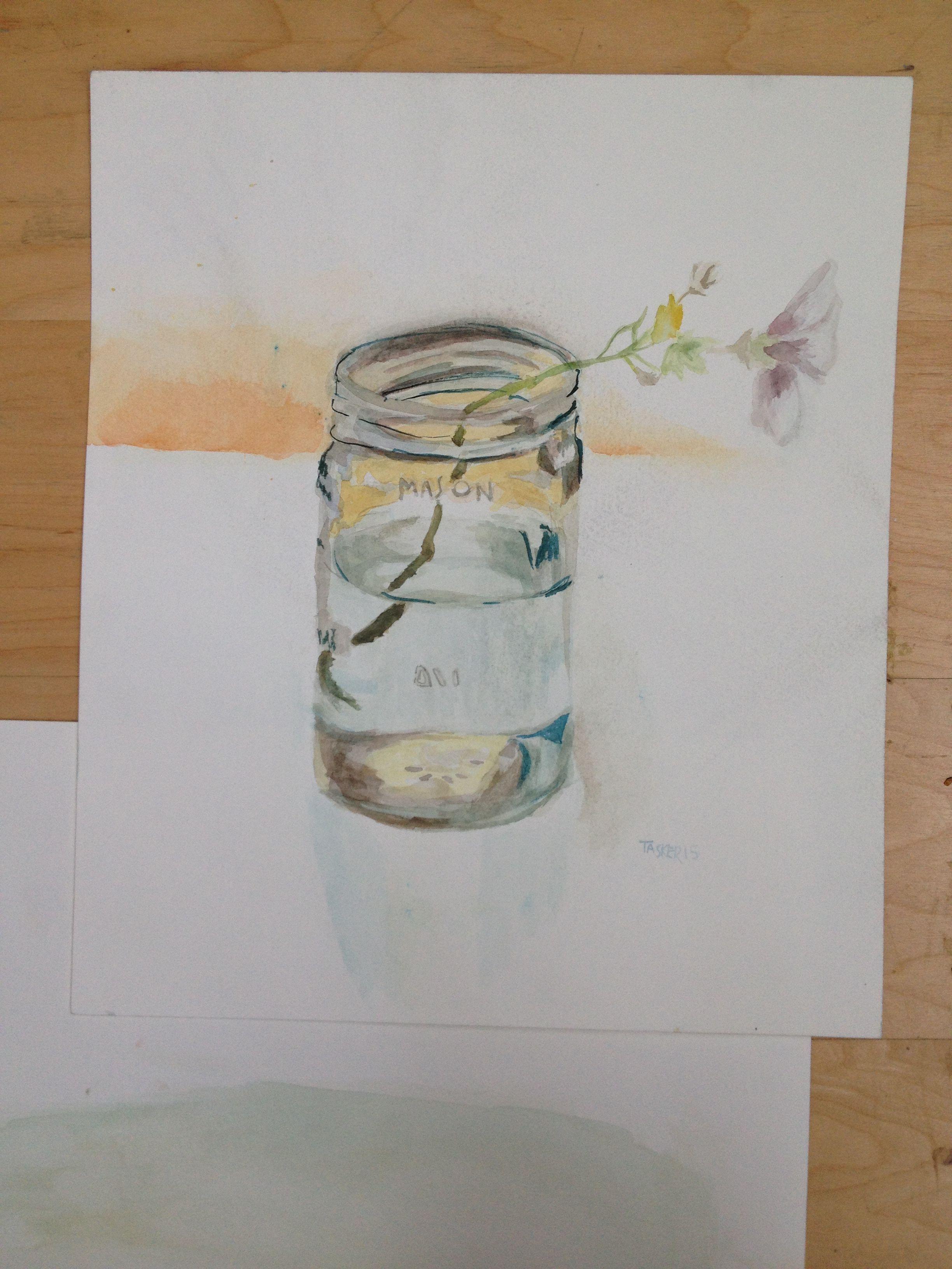 6 4 15 Watercolor Classmate