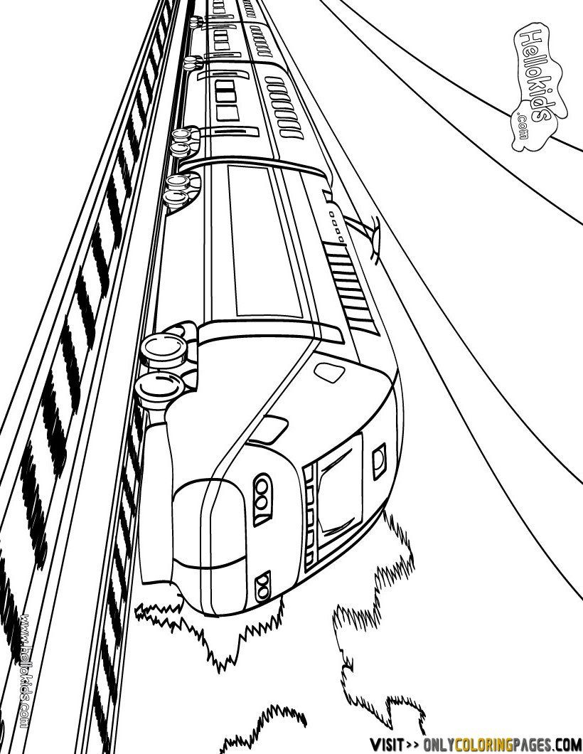 Transport Colouring Pages Only Coloring Pages Train Coloring Pages Colouring Pages Coloring Pages