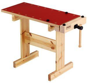 Minior Red Bench Bancada De Trabalho Mesa De Marceneiro