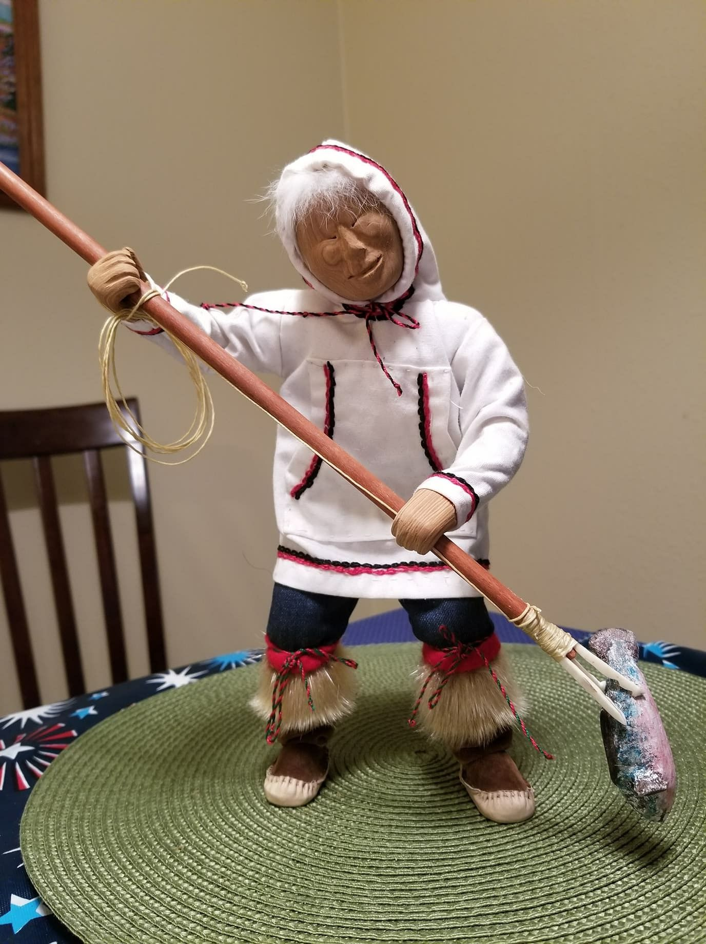 Pin By Debra Conlon On Inuit Dolls Native American Dolls Barbie Dolls Art Dolls