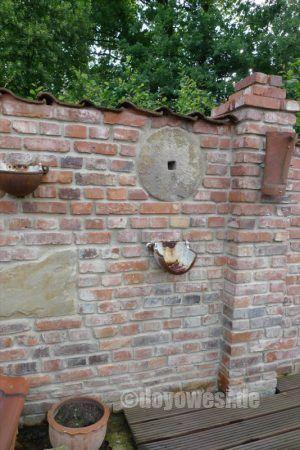 Inspirationen Für Ruinenmauern Im Garten   Karin Urban   NaturalSTyle.  Ruinenmauer