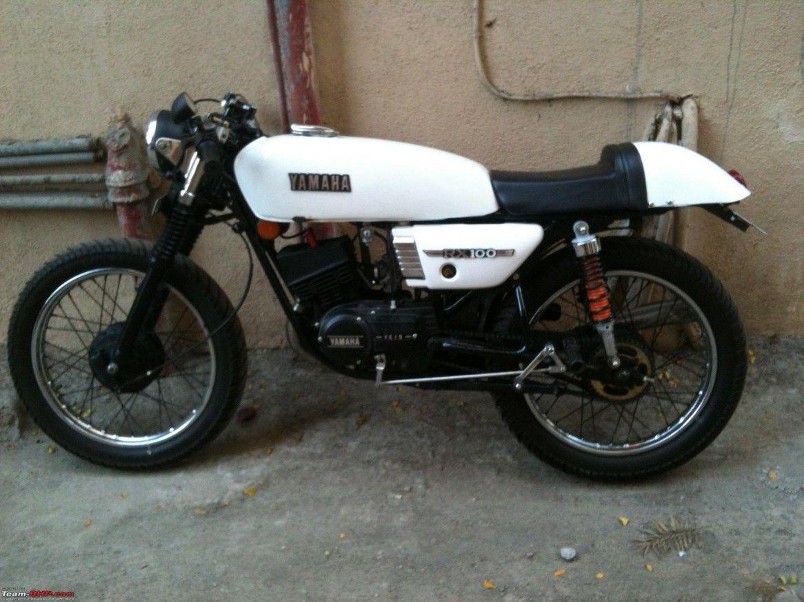 Yamaha Rx135 Cafe Racer Yamaha