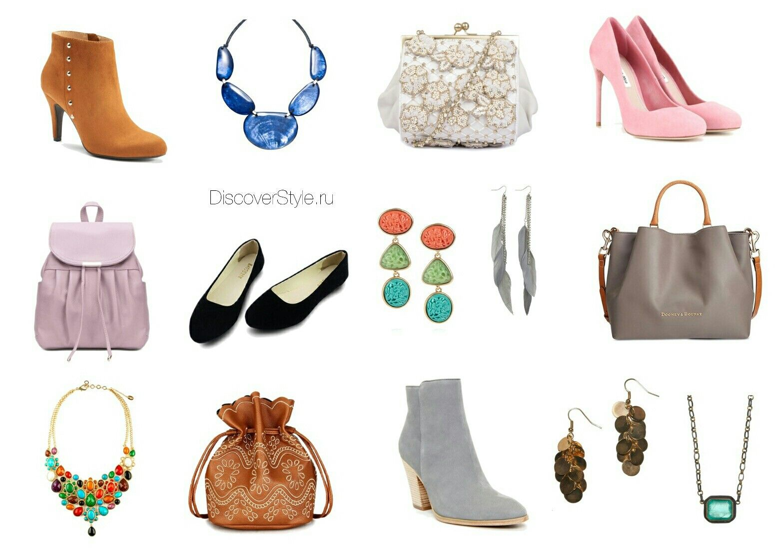 Soft Natural shoes & accessories.