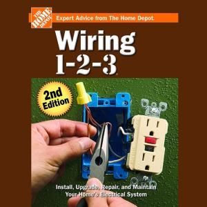 the home depot wiring 1 2 3 book 2nd edition 0696222469 at the home rh pinterest com Residential Electrical Wiring Book Home Wiring Step by Step Book