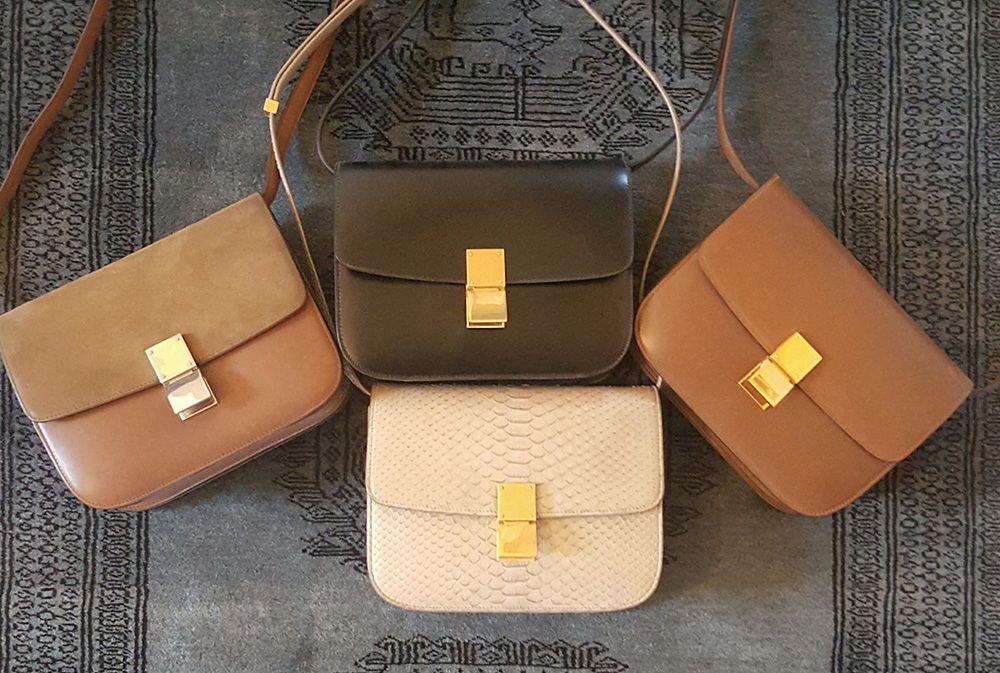 291b917804a3 tPF Member: Laurew Bag: Céline Box Bag | BAGS & LEATHER STUFF ...