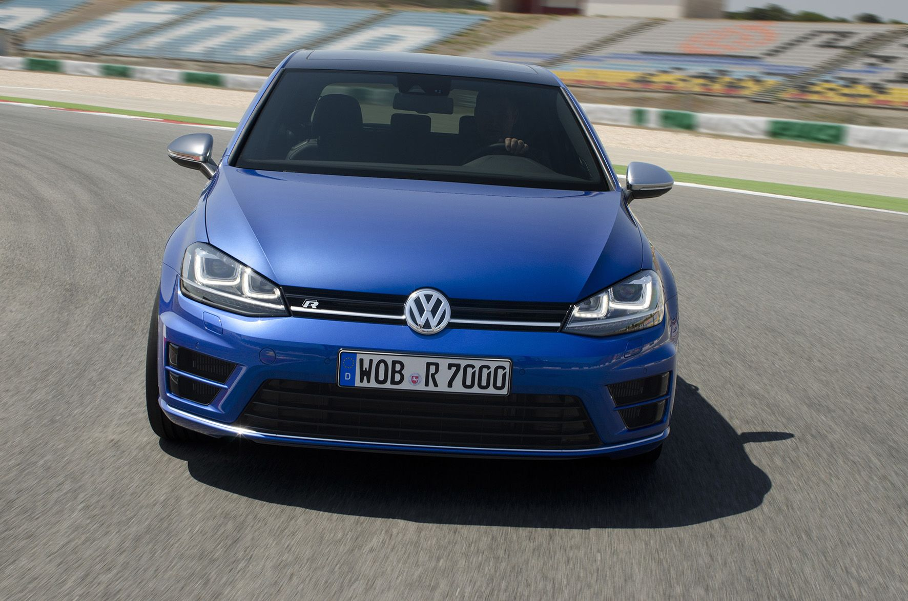 2016 Vw Golf R Review A Sporty Hatch With 292 Hp Volkswagen