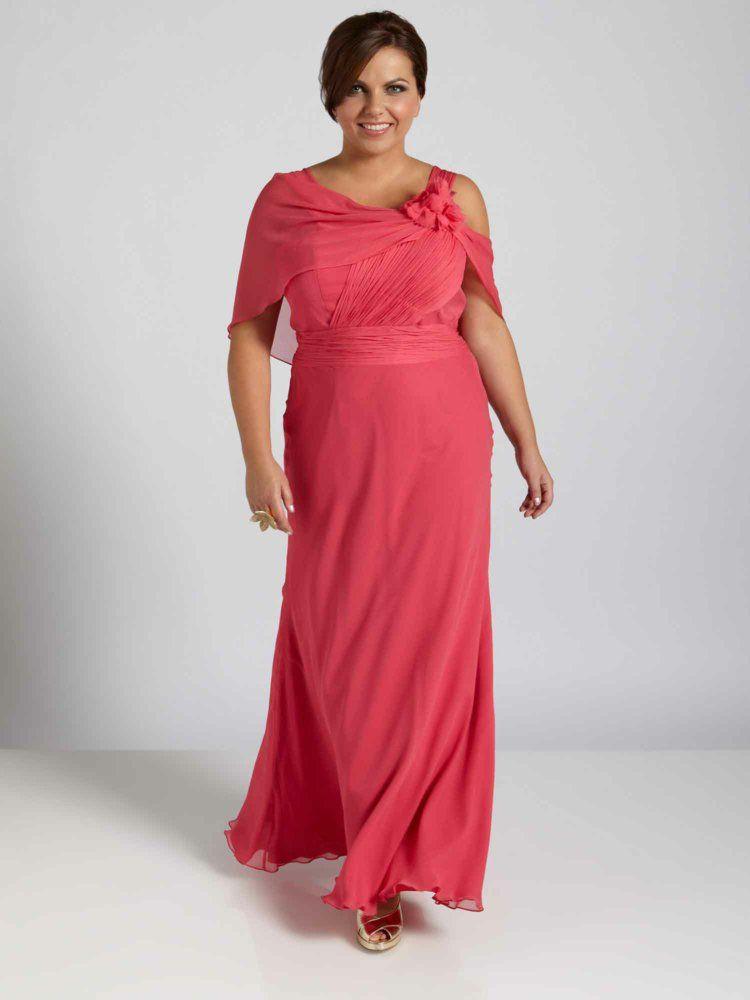 Kleider In Grossen Grossen Elegante Mode Fur Kurvige Damen Kleidung Abendkleid Kleider