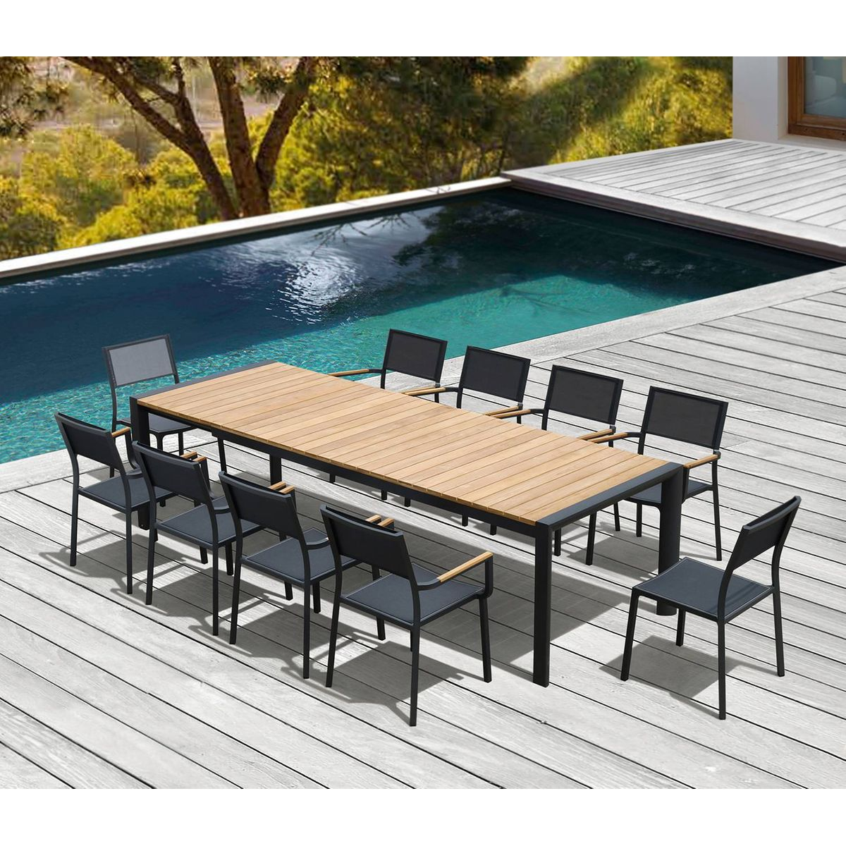 Mobilier outdoor Pebble collection
