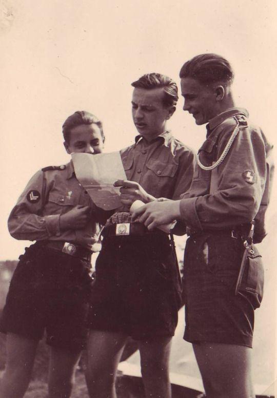 Boys of the Hitlerjugend