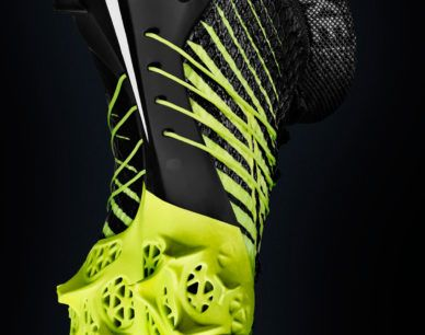 Check this out on leManoosh.com: #Green #Material Break #Nike #Pattern #Rubber / Silicon #Shoe #Stitching #Textile / Fabric #Texture #Yellow