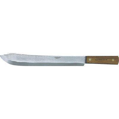 Ontario Knife Company Carbon Steel Butcher Knife Blade Length: 1