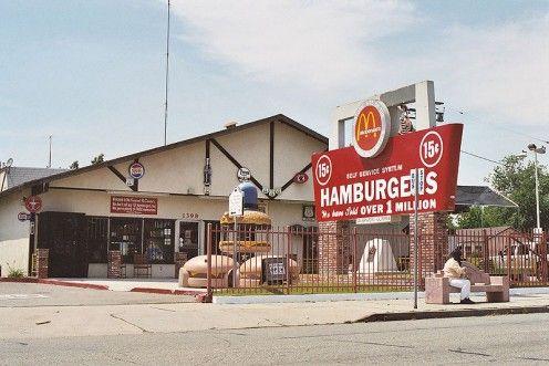 Mcdonald S Streamlines Menu To Accommodate Minimum Wage Hike Mcdonald S Restaurant Mcdonalds San Bernardino