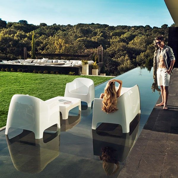 Salon De Jardin Solid | Salons and Door furniture