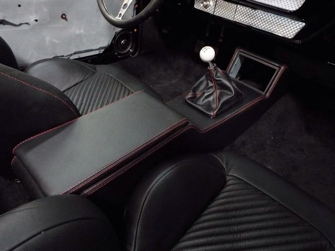 Fesler Built Automotive Restoration Custom Car Interior 1965 Gto