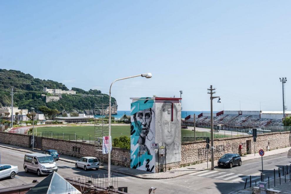 """""""Memorie Urbane"""", il festival di street art che ricolora"""
