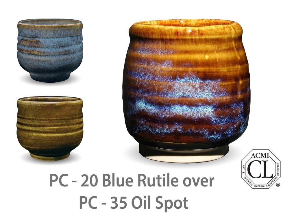 PC-20 Blue Rutile