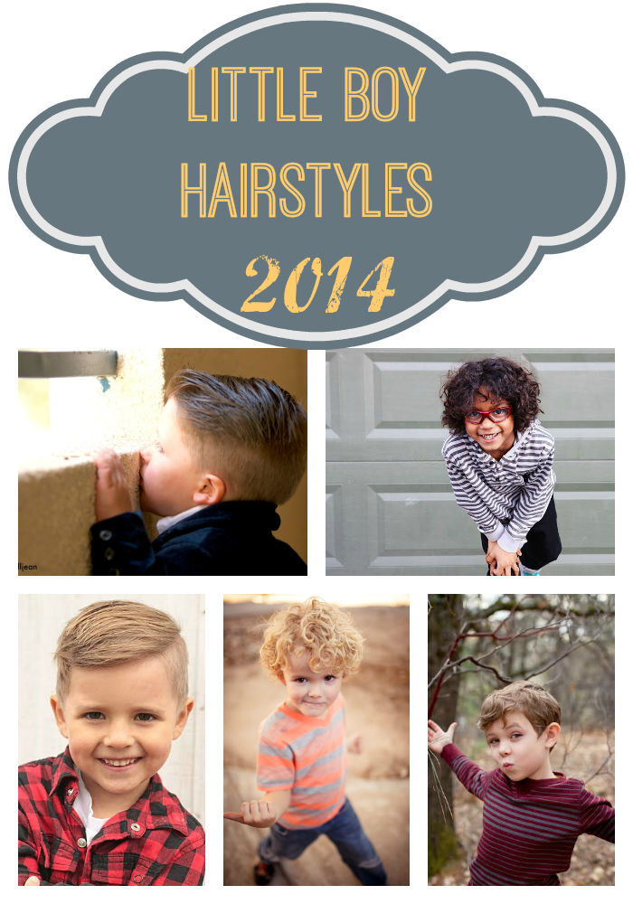 Little Boy Haircuts 2014 A Bunch Of Adorable Haircuts For All Hair Types Boy Hairstyles Boys Haircuts 2014