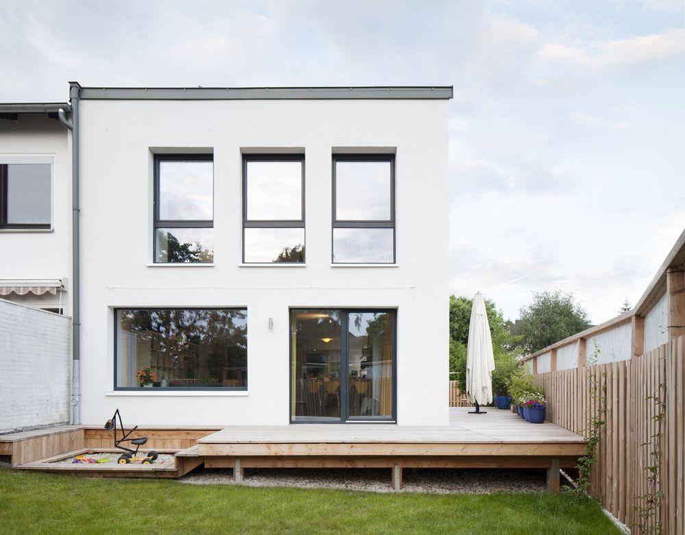 reihenhaus h user pinterest reihenhaus sanierung und umbau. Black Bedroom Furniture Sets. Home Design Ideas