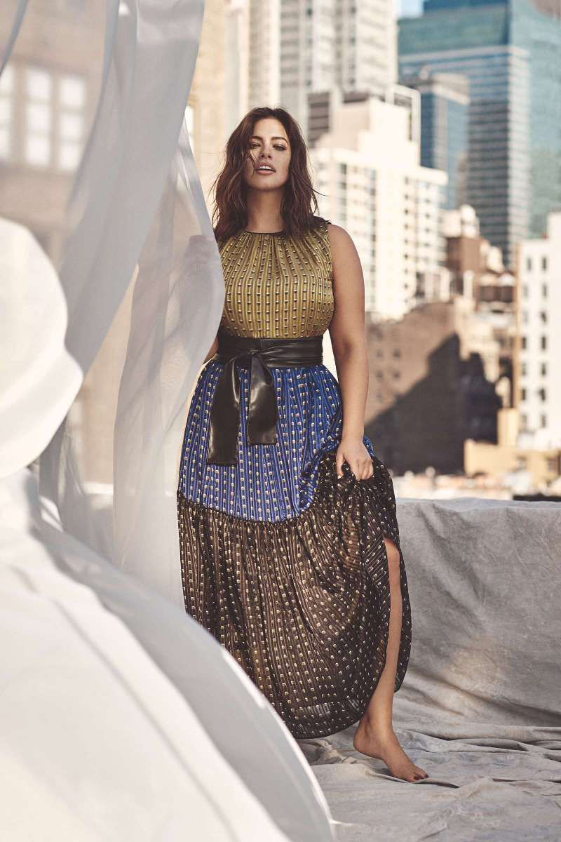 Ashley Graham is the new face of Marina Rinaldi s spring campaign ... 1a437135b