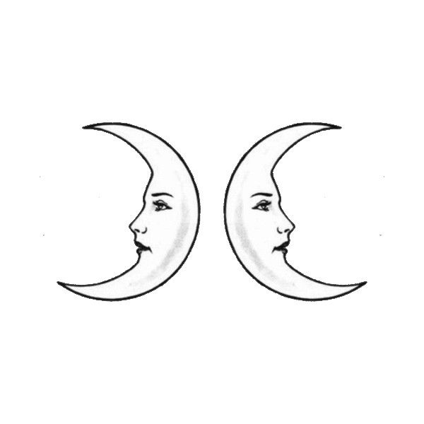 Tumblr Liked On Polyvore Featuring Fillers Drawings Backgrounds Doodles Decorations Text Quotes Saying With Images Cresent Moon Tattoo Moon Tattoo Moon Sketches