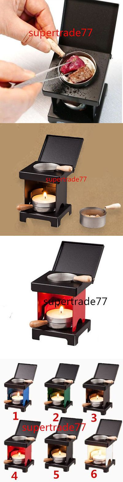 Kitchen Sets 166801 Us Miniature Stove Cookware Tiny Kitchen Japan